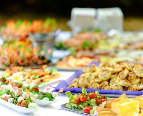 Catering Feinkostinsel in Rastatt
